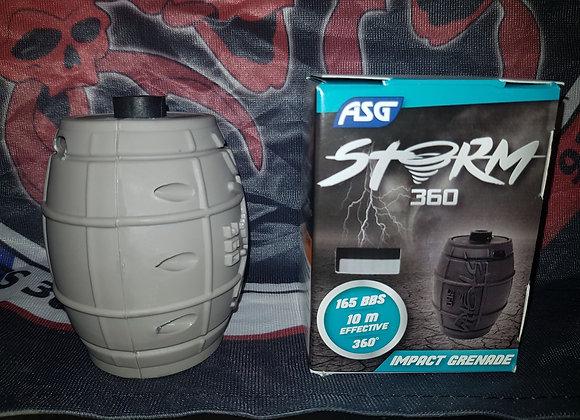 ASG STORM 360 Gris