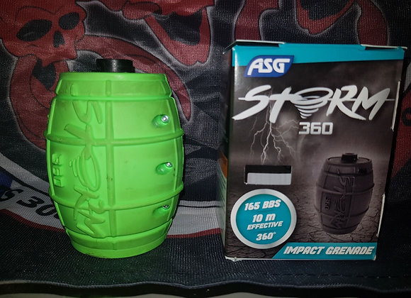 ASG STORM 360 Lime