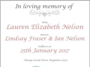 Lauren Elizabeth Nelson