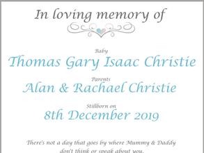 Thomas Gary Isaac Christie