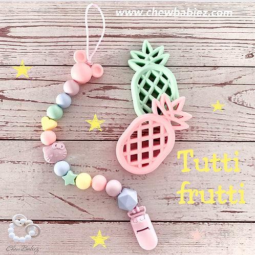 Tutti Frutti Paci Clip