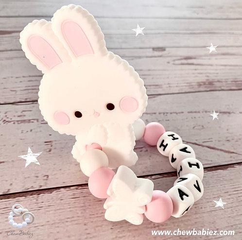My Little Bunny Teething Ring