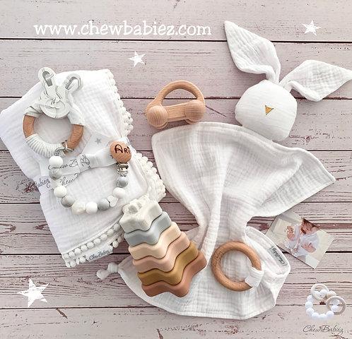 Snowflake Luxe Gift Box