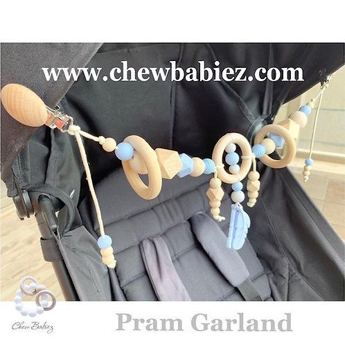 Dreamcatcher Pram Garland