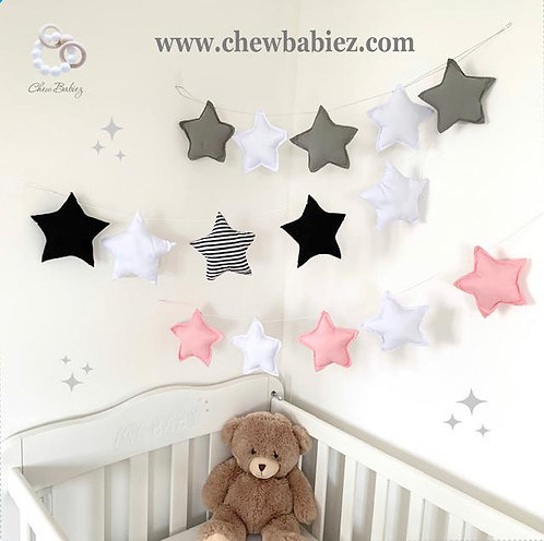 Nursery Stars Garland