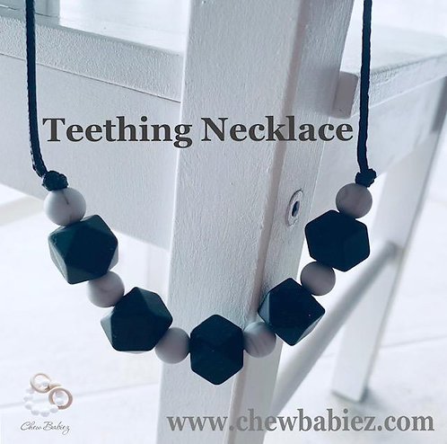 Mamma Rock Teething Necklace
