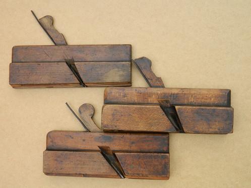 Vintage Woodworking Planes