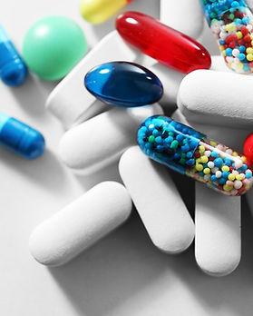 Witaminy i tabletki