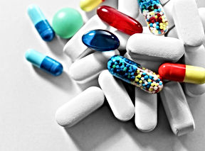 Vitamins and pills