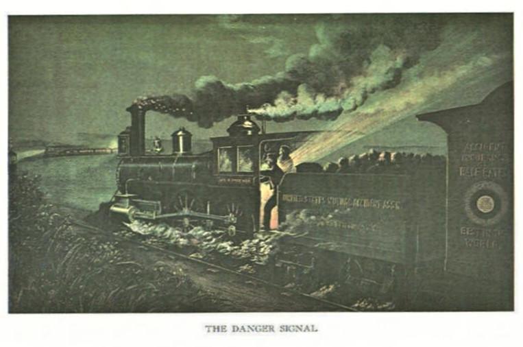 THE DANGER SIGNAL