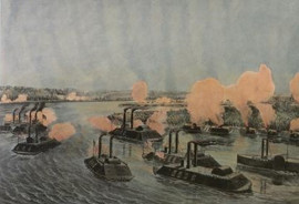 BOMBARDMENT AND CAPTURE OF ISLAND NUMBER TEN