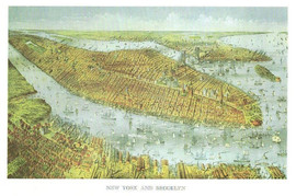 NEW YORK AND BROOKLYN 1875