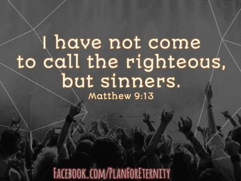 Does Jesus hate sinners? Listen to *Jesus Friend of Sinners* by Casting Crowns