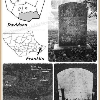 The deaths of Abraham & Catherine Rees
