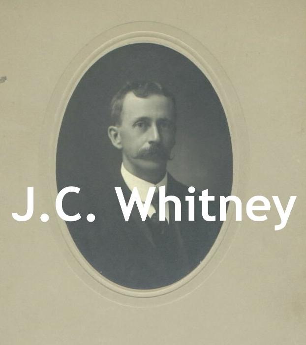 J. C. Whitney photograph