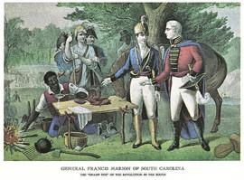 GENERAL FRANCIS MARION OF SOUTH CAROLINA