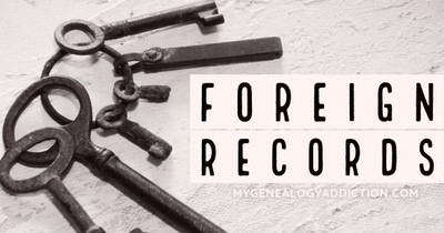 Foreign Records