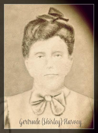 Grertrude Shirley Harvey