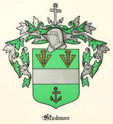 Stedman Coat of Arms