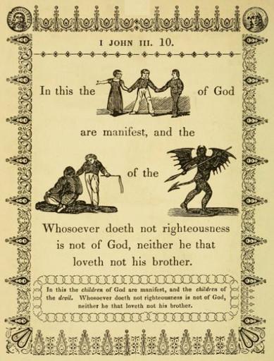 The children of the devil