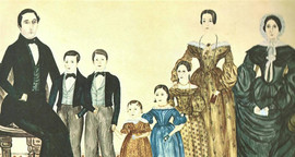 FAMILY GROUP 1840
