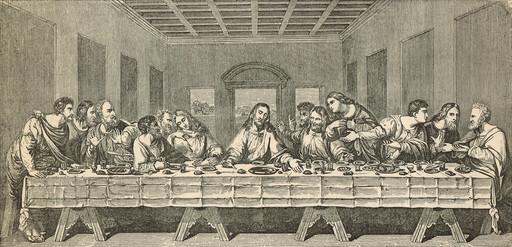 Jesus' last Passover