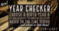 Year Checker