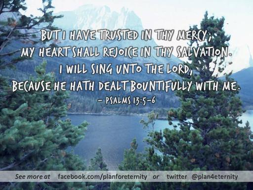 Trust in God's Salvation