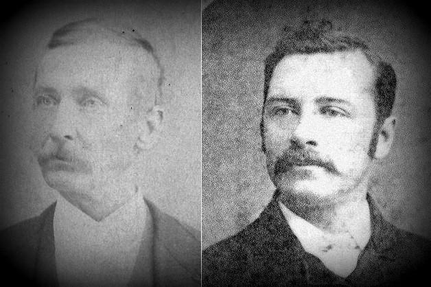 John Dickinson's brother Joseph (perhaps)