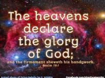Psalms 19:1