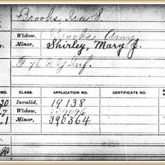 Ira S Brooks in the Civil War
