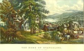 HOME OF EVANGELINE