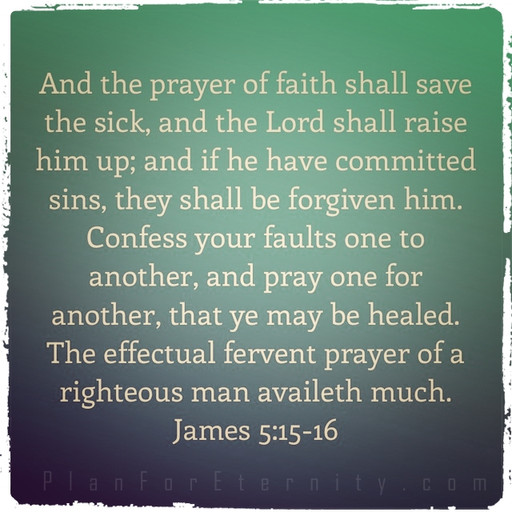 The prayer of the righteous avails much