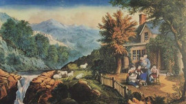 THE MOUNTAINEER'S HOME