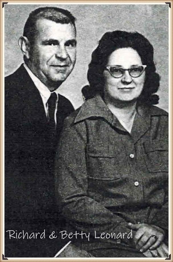 Richard & Betty Leonard