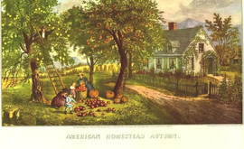 AMERICAN HOMESTEAD AUTUMN