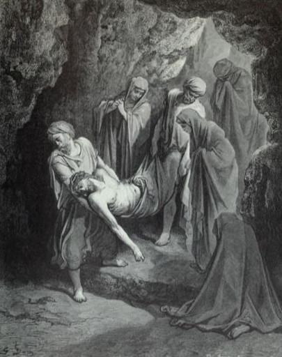 Jesus' sepulchre