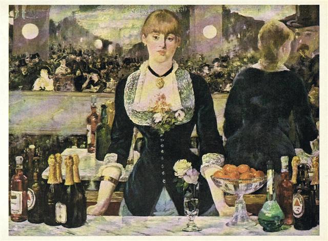 The Bar at the Folies-Bergeres