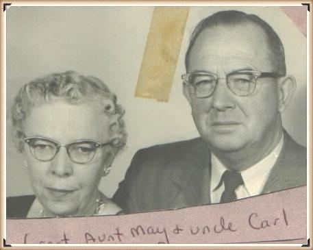 Mahala Mae Dykeman marries Carl Walden