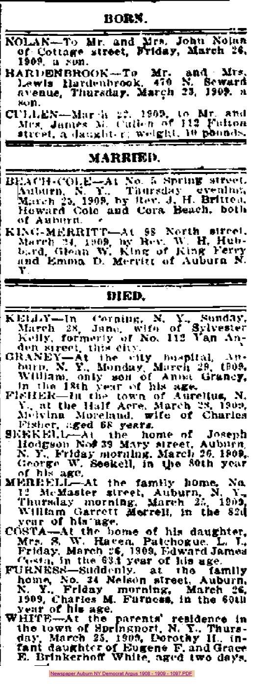 1909-Mar 26