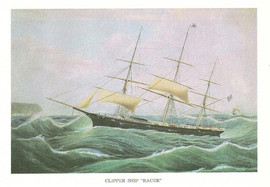 CLIPPER SHIP RACER