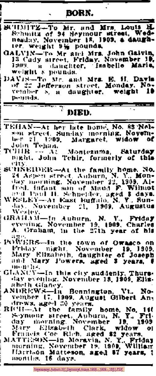 1909-Nov 22