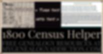 1800 census helper