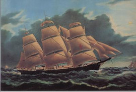 CLIPPER SHIP DREADNOUGHT
