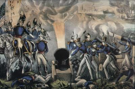 SIEGE OF VERA CRUZ  MARCH 1847