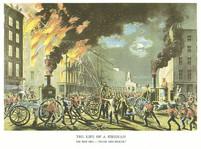 LIFE OF FIREMAN - NEW ERA