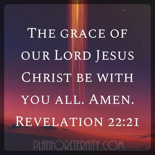 Grace unto you