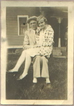 Percy H Daniels photo abt 1940