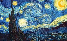 Starry Night by Vincent VanGogh
