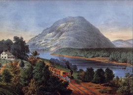 LOOKOUT MOUNTAIN AND THE CHATTANOOGA RAILROAD